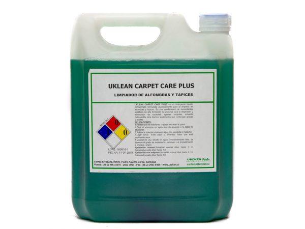 Uklean Carpet Care Plus ( Con Espuma) Limpia Tapices Y ...