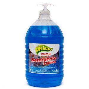 Uklean Detergente Liquido Eco. (Bidon 5 Kg)